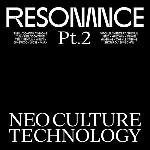 엔시티 - 2집 RESONANCE Pt.2 [Arrival Ver]