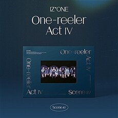 (1회차응모용_유진,예나,나코,채원) 아이즈원 - 미니 4집  One-reeler / Act IV [Scene #2 'Becoming One'ver.]