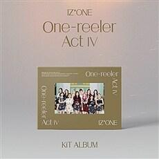 [키트 형태] 아이즈원 - 미니 4집 One-reeler / Act Ⅳ [키노앨범]