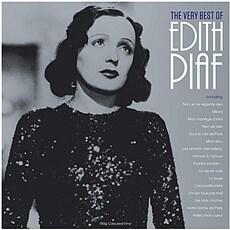 [수입] Edith Piaf - The Very Best of Edith Piaf [180g 투명 컬러 LP]