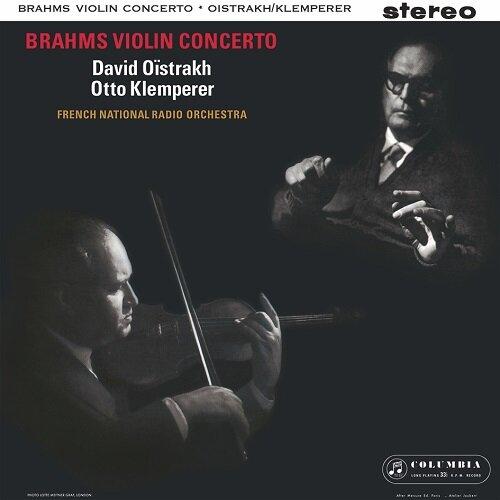 [수입] 브람스 : 바이올린 협주곡 [180 LP]