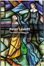 The World We Have Lost (Paperback, 1)