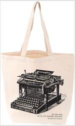 Typewriter Tote (General Merchandise)