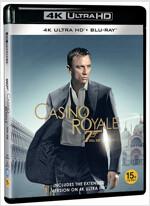 [4K 블루레이] 007 카지노 로얄 (2disc: 4K UHD + 2D)