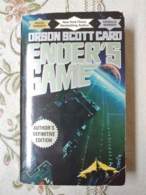 [중고] Ender's Game (Mass Market Paperback, Revised)
