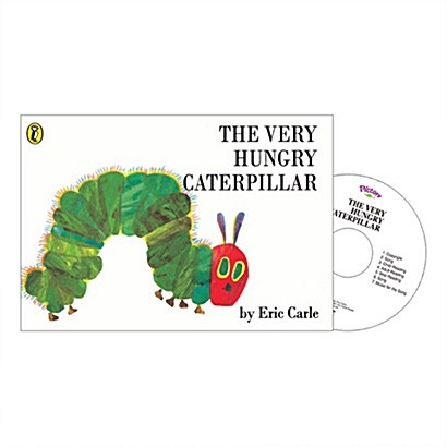 Pictory Set 1-26 / The Very Hungry Caterpillar (Paperback + Audio CD)