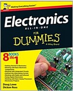 Electronics All-In-One for Dummies - UK (Paperback, UK)
