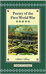 Poetry of the First World War (Hardcover)