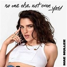 [수입] Mae Muller - No One Else , Not Even You [투명 오렌지 컬러 LP][한정반]