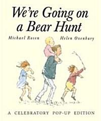 Were Going on a Bear Hunt (Pop-Up)(노부영 CD증정)