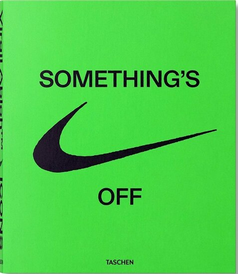 Virgil Abloh. Nike. ICONS (Hardcover)