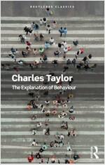 The Explanation of Behaviour (Paperback, 1)