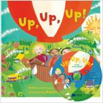 노부영 송 애니메이션 세이펜 Up, Up, Up! (Paperback + Hybrid CD)
