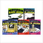 블랙라군 그림책 원서 5종 세트 Black Lagoon 8x8 Value Pack