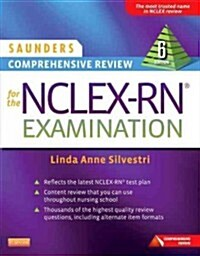 Saunders Comprehensive Review for the NCLEX-RN? Examination (Paperback, 6, Revised)