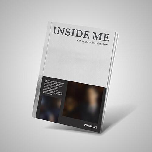 김성규 - 미니 3집 INSIDE ME [B Ver.]