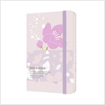 Moleskine Limited Edition Sakura Notebook, Pocket, Ruled, Light Pink, Hard Cover (3.5 X 5.5) (Hardcover)