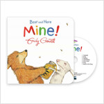 Pictory Set Infant & Toddler 32 : Mine! (Boardbook + Audio CD)