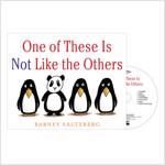 Pictory Set Infant & Toddler 34 : One of These Is Not Like the Others (Paperback + Audio CD)