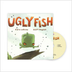 Pictory Set Step 1-62 : Ugly Fish (Paperback + Audio CD)