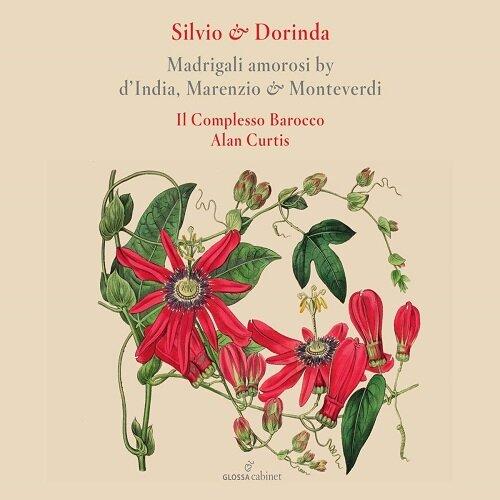 [수입] 실비오와 도린다 - 딘디아, 마렌치오, 몬테베르디의 마드리갈