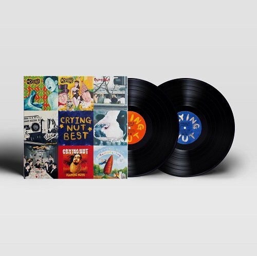 크라잉 넛 - 크라잉넛 25주년 베스트앨범 [180g 2LP][한정반]