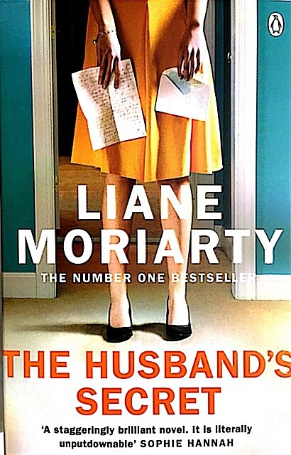 The Husbands Secret : From the bestselling author of Big Little Lies, now an award winning TV series (Paperback)