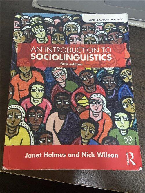 [중고] An Introduction to Sociolinguistics (Paperback, 5 New edition)