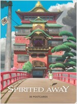 Spirited Away: 30 Postcards (Other)