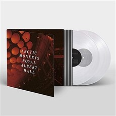 [수입] Arctic Monkeys - Live at the Royal Albert Hall [180g 투명클리어 2LP]