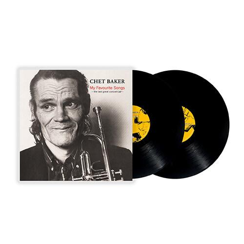 Chet Baker - 라스트콘서트 CHET BAKER : THE LAST CONCERT [180g 2LP]