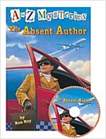 A to Z Mysteries #A : The Absent Author (Paperback + Audio CD 1장)