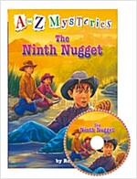 A to Z Mysteries #N : The Ninth Nugget (Paperback + Audio CD 2장)