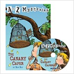 A to Z Mysteries #C : The Canary Caper (Paperback + Audio CD 1장)