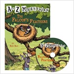 A to Z Mysteries #F : The Falcon´s Feathers (Paperback + Audio CD 1장)