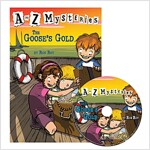 A to Z Mysteries #G : The Goose's Gold (Paperback + Audio CD 1장)