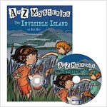 A to Z Mysteries #I : The Invisible Island (Paperback + Audio CD 1장)