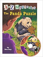 A to Z Mysteries #P : The Panda Puzzle (Paperback + Audio CD 2장)