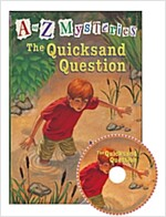 A to Z Mysteries #Q : The Quicksand Question (Paperback + Audio CD 2장)