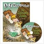A to Z Mysteries #J : The Jaguar's Jewel (Paperback + Audio CD 1장)