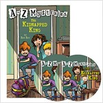 A to Z Mysteries #K : The Kidnapped King (Paperback + Audio CD 2장)