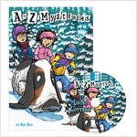 A to Z Mysteries #L : The Lucky Lottery (Paperback + Audio CD 1장)