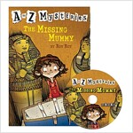 A to Z Mysteries #M : The Missing Mummy (Paperback + Audio CD 1장)