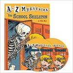 A to Z Mysteries #S : The School Skeleton (Paperback + Audio CD 2장)