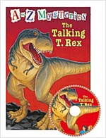 A to Z Mysteries #T : The Talking T.Rex (Paperback + Audio CD 2장)