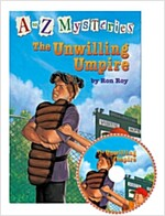 A to Z Mysteries #U : The Unwilling Umpire (Paperback + Audio CD 2장)