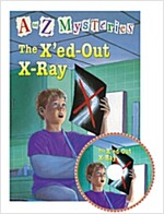 A to Z Mysteries #X : The X´ed-Out X-Ray (Paperback + Audio CD 2장)