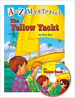 A to Z Mysteries #Y : The Yellow Yacht (Paperback + Audio CD 2장)