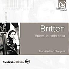 [수입] 브리튼 : 첼로 모음곡 1-3번