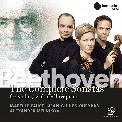 [수입] 베토벤 : 바이올린 & 첼로 소나타 전곡 [6CD]